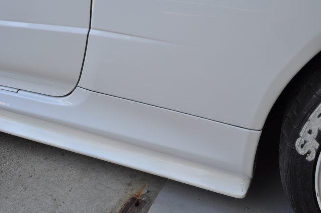 R34 GT-R 鈑金塗装