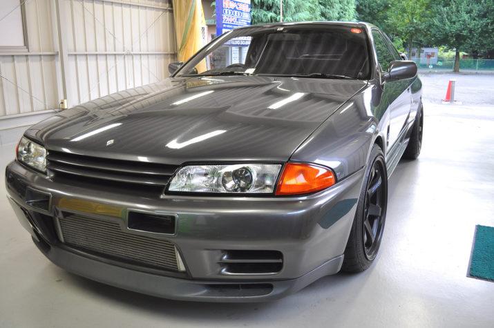GT-R デントリペア
