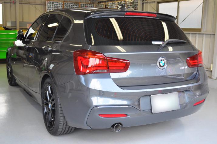 BMW 118I デントリペア
