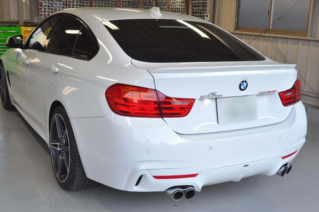 BMW デントリペア